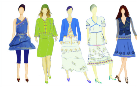 服装设计与制作专业